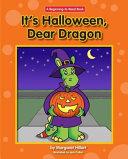 It s Halloween  Dear Dragon
