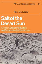 Salt Of The Desert Sun