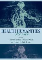 Health Humanities Reader PDF