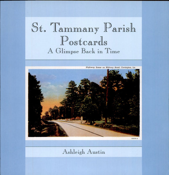 St  Tammany Parish Postcards