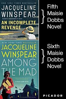 Maisie Dobbs Bundle  2  An Incomplete Revenge and Among the Mad Book