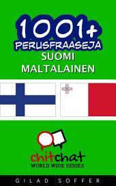 1001+ perusfraaseja suomi - maltalainen