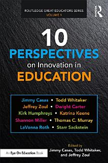 10 Perspectives on Innovation in Education Book