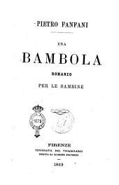 Una bambola romanzo per le bambine Pietro Fanfani