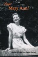 Our Mary Ann (1st Draft Dec14)