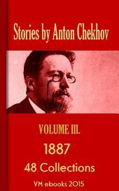 Anton Chekhov Short Stories v3: Classic Russia Literature