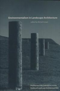 Environmentalism in Landscape Architecture