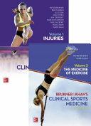VALUE PACK CLINICAL SPORTS MEDICINE 5E   VOL 1 And 2 PDF