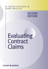Evaluating Contract Claims: Edition 2