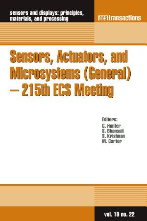 Sensors  Actuators  and Microsystems  General    215th ECS Meeting PDF