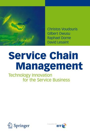 Service Chain Management PDF