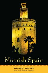 Moorish Spain Book