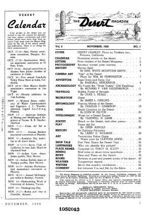 The Desert Magazine PDF