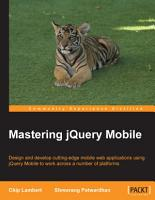 Mastering jQuery Mobile PDF