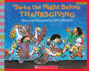 Twas the Night Before Thanksgiving Book