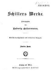 Schillers Werke: fünfter band