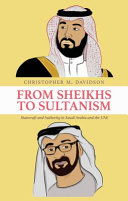 Download From Sheikhs to Sultanism Book