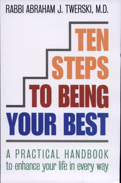 Ten Steps to Being Your Best PDF