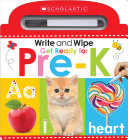 Write and Wipe Get Ready for Pre K