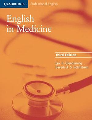 English in Medicine PDF
