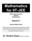 Mathematics for Iit Jee