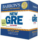 Barron s New GRE Flash Cards Book