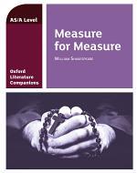 Oxford Literature Companions: Measure for Measure
