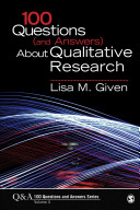 100 Questions  and Answers  about Qualitative Research PDF