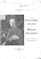 Gustavo Adolfo, cardinal principe di Hohenlohe Schillingsfürst