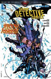 Detective Comics (2011- ) #21