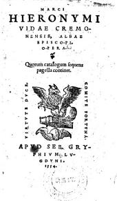 Opera. - Lugduni, Seb. Gryphius 1554