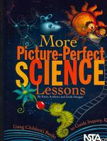 More Picture perfect Science Lessons PDF