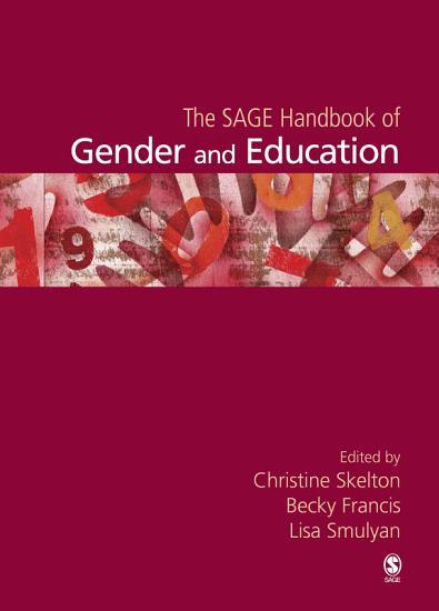 The SAGE Handbook of Gender and Education PDF