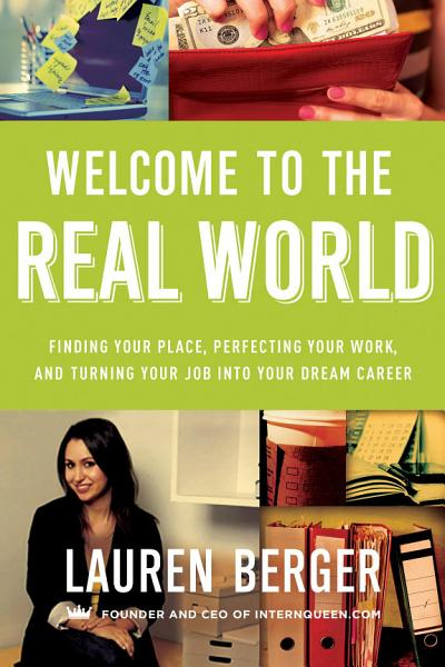 Download Welcome to the Real World Book
