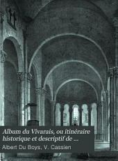 Album du Vivarais, ou itinéraire historique et descriptif de cette ancienne province