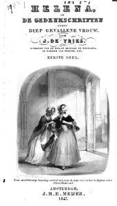 Helena, of De gedenkschriften eener diep gevallene vrouw