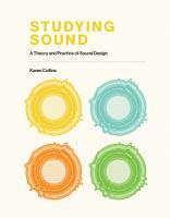 Studying Sound PDF
