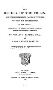 The History of the Violin PDF
