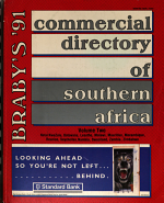 Braby's Commercial Directory of Southern Africa