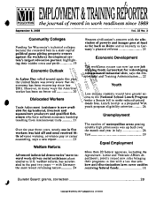 Employment and Training Reporter PDF