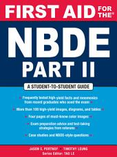 First Aid for the NBDE: Part 2