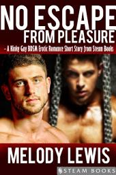 No Escape from Pleasure - A Kinky Gay BDSM Erotic Romance Short Story from Steam Books