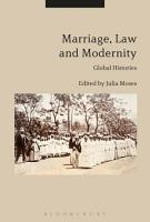 Marriage  Law and Modernity PDF