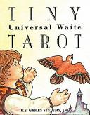 Tiny Universal Waite Tarot Deck of 78 Cards