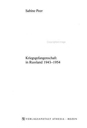 S  dtiroler hinter Stalins Stacheldraht PDF