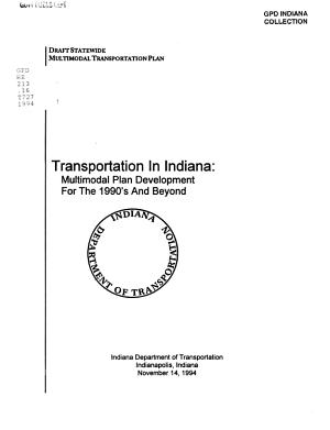 Transportation in Indiana PDF
