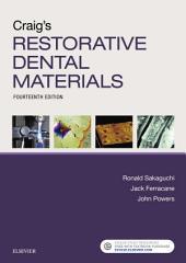Craig's Restorative Dental Materials: Edition 14