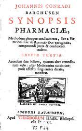 Synopsis pharmaciae
