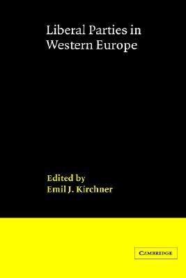 Liberal Parties in Western Europe PDF