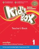 Kid's Box Level 1 Teacher's Book American English